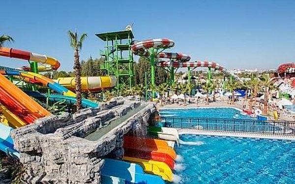 Crystal Sunset Luxury Resort & Spa, Turecká riviera, letecky, all inclusive3