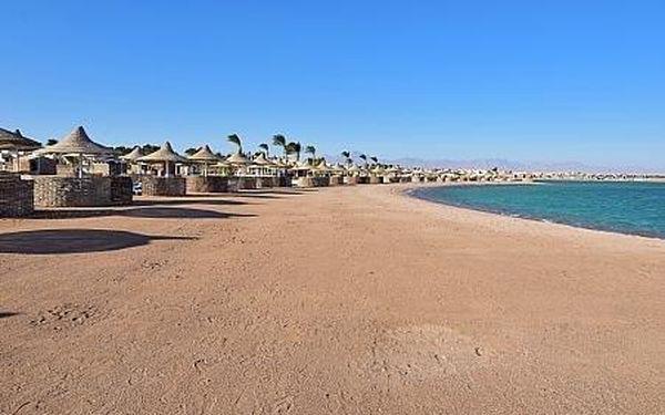 Coral Beach, Egypt - Hurghada, letecky, all inclusive2