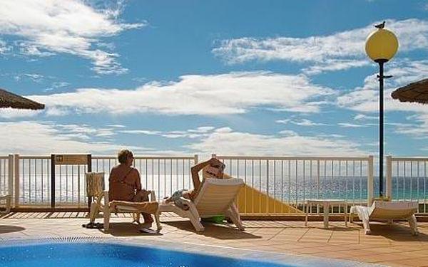 Club Jandía Princess, Fuerteventura, letecky, all inclusive3