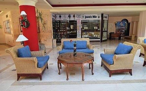 Coral Beach, Egypt - Hurghada, letecky, all inclusive3