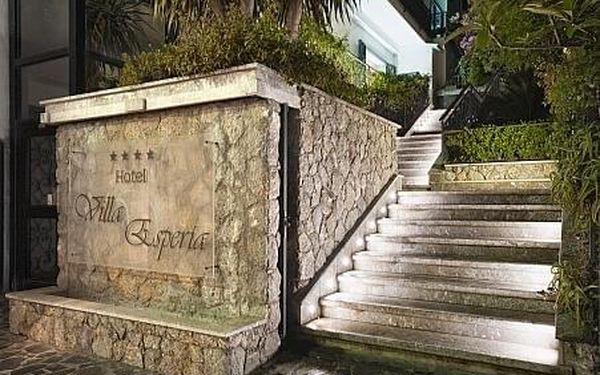 Villa Esperia, Sicílie, letecky, snídaně v ceně2