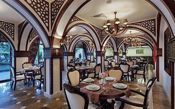 Saphir Hotel & Villas, Turecká riviera, letecky, all inclusive4