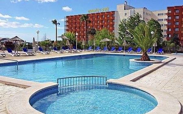 HSM Canarios Park, Mallorca, letecky, all inclusive3
