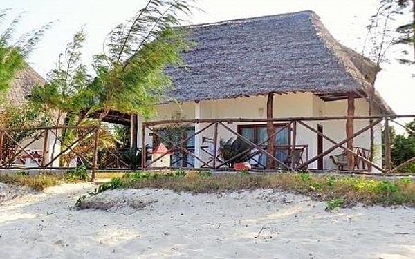 Reef & Beach Resort, Zanzibar (NO), letecky, snídaně v ceně2