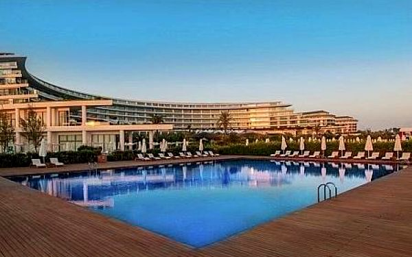 Maxx Royal Belek Golf Resort, Turecká riviera, letecky, all inclusive2