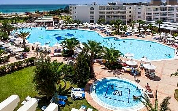 Vincci Marillia, Tunisko, letecky, all inclusive4