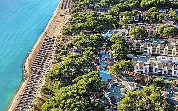IBEROSTAR Playa de Muro Village, Mallorca, letecky, polopenze2