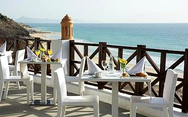 Club Jandía Princess Family, Fuerteventura, letecky, all inclusive5