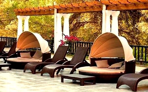Ipanema Park/Beach, Mallorca, letecky, polopenze4