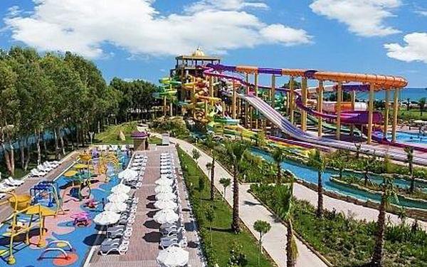 Delphin BE Grand Resort Lara, Turecká riviera, letecky, all inclusive3