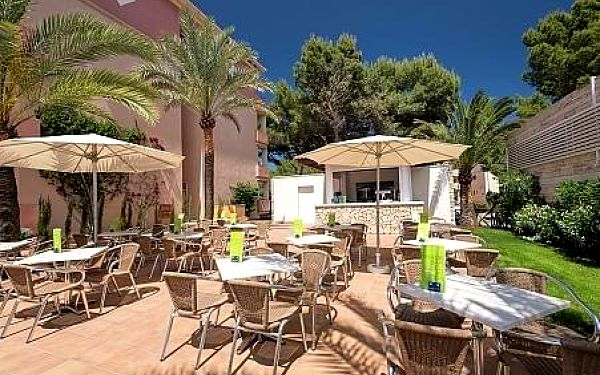 Funtazie klub Aparthotel Green Garden, Mallorca, letecky, polopenze2