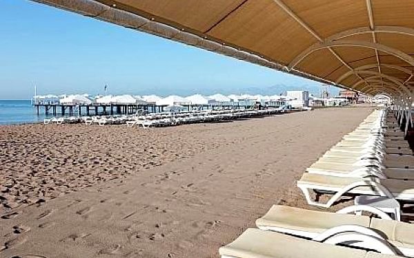 Miracle Resort, Turecká riviera, letecky, all inclusive2