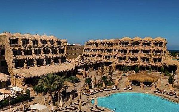 Caves Beach Resort Hurghada, Egypt - Hurghada, letecky, all inclusive2