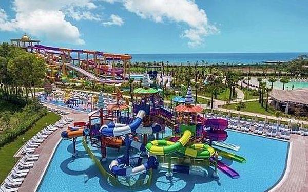 Delphin BE Grand Resort Lara, Turecká riviera, letecky, all inclusive4
