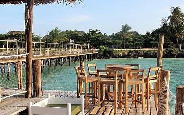Reef & Beach Resort, Zanzibar (NO), letecky, snídaně v ceně3