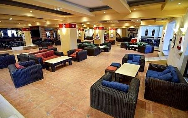Funtazie klub Giftun Azur Resort, Egypt - Hurghada, letecky, all inclusive5