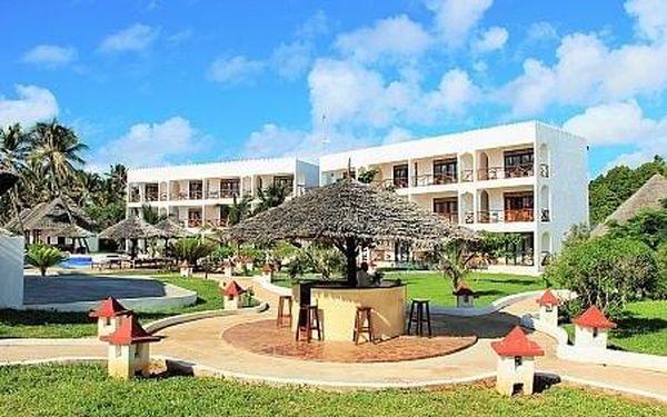 Reef & Beach Resort, Zanzibar (NO), letecky, snídaně v ceně4