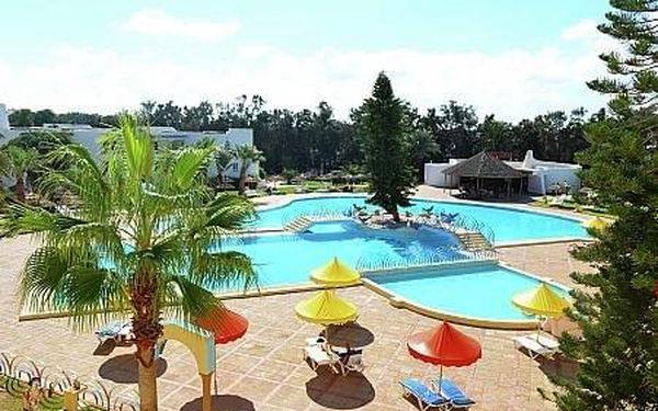 Liberty Resort, Tunisko, letecky, all inclusive4