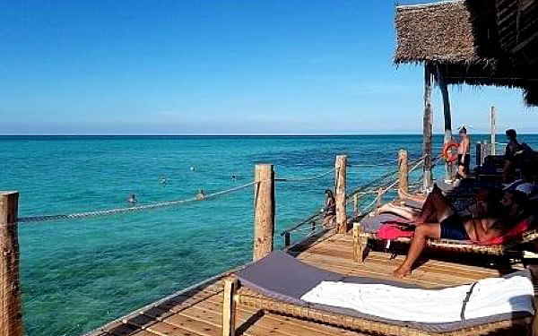 Reef & Beach Resort, Zanzibar (NO), letecky, snídaně v ceně5