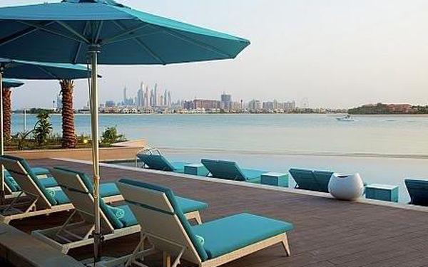 The Retreat Palm Dubai MGallery by Sofitel, Arabské emiráty, letecky, polopenze2