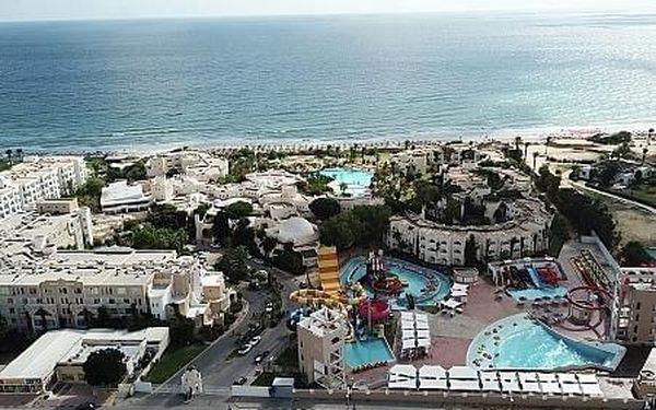 lti Mahdia Beach, Tunisko, letecky, all inclusive2