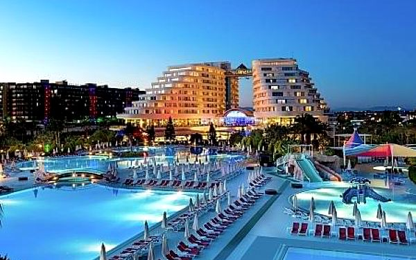 Miracle Resort, Turecká riviera, letecky, all inclusive3