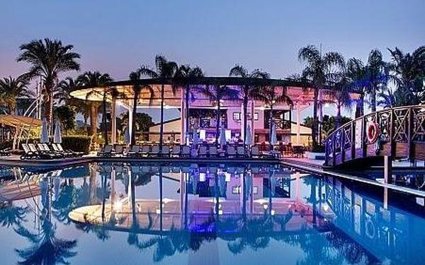 Crystal Family Resort & Spa, Turecká riviera, letecky, all inclusive3