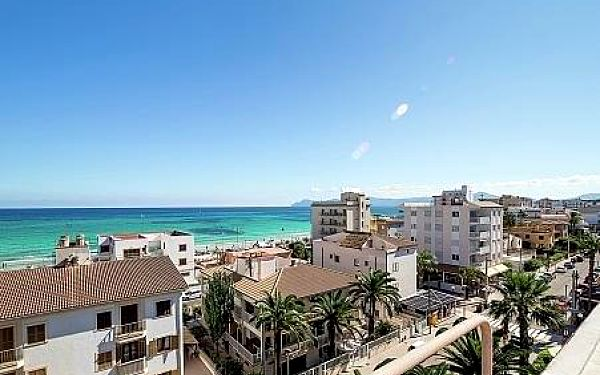 THB Gran Playa, Mallorca, letecky, all inclusive2