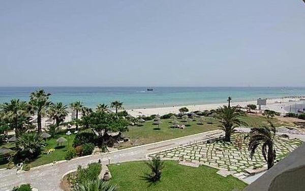 Riadh Palms, Tunisko, letecky, all inclusive3