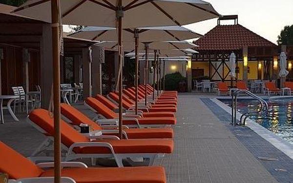 Umm Al Quwain Beach, Arabské emiráty, letecky, snídaně v ceně2