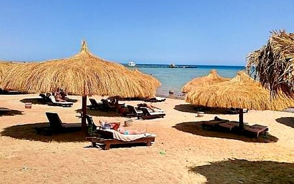Caves Beach Resort Hurghada, Egypt - Hurghada, letecky, all inclusive4
