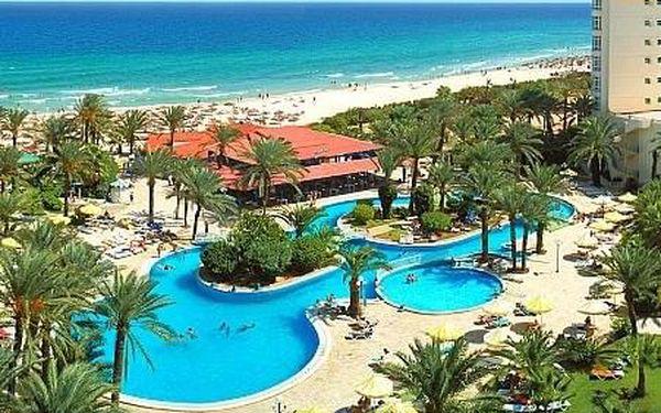 Riadh Palms, Tunisko, letecky, all inclusive4