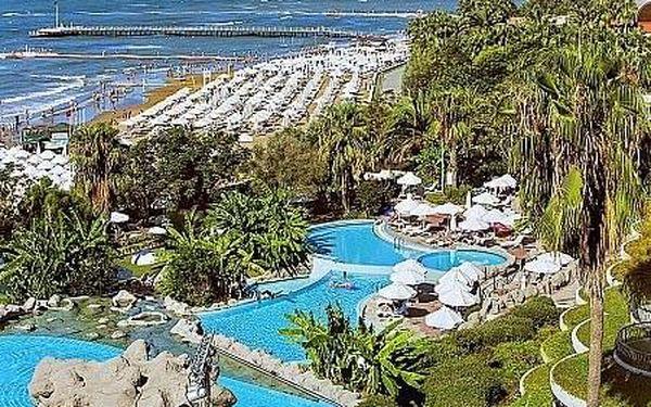 Crystal Sunrise Queen Luxury Resort & SPA, Turecká riviera, letecky, all inclusive3