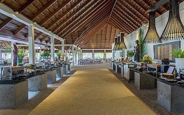 Meeru Island Resort, Maledivy, letecky, all inclusive4