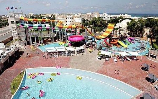 lti Mahdia Beach, Tunisko, letecky, all inclusive3