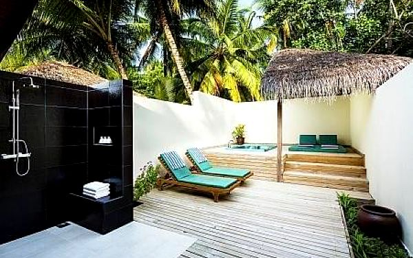 Meeru Island Resort, Maledivy, letecky, all inclusive5