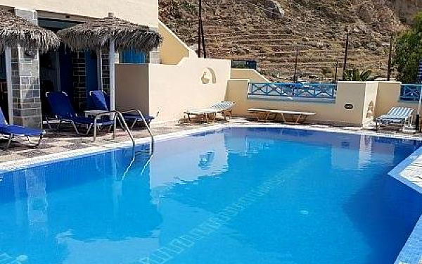Villa Lucia, Santorini, letecky, bez stravy3