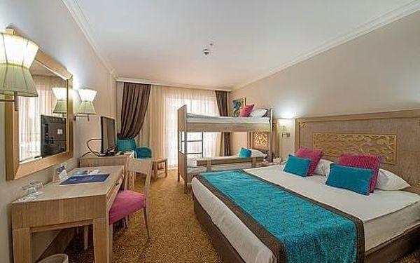 Crystal Family Resort & Spa, Turecká riviera, letecky, all inclusive4