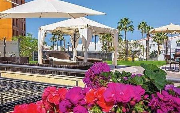 HOVIMA Santa María, Tenerife, letecky, polopenze2