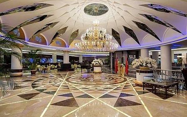 Crystal Sunset Luxury Resort & Spa, Turecká riviera, letecky, all inclusive5