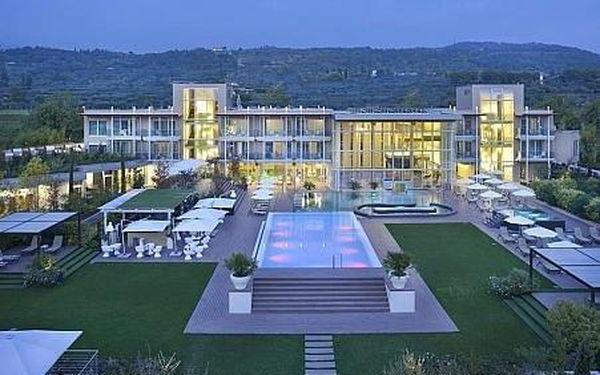 Aqualux Hotel Spa Suite & Terme, Lago di Garda, vlastní doprava, snídaně v ceně5