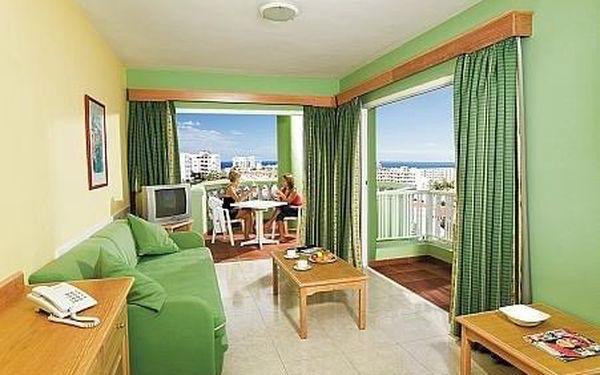 Villa de Adeje Beach, Tenerife, letecky, all inclusive2