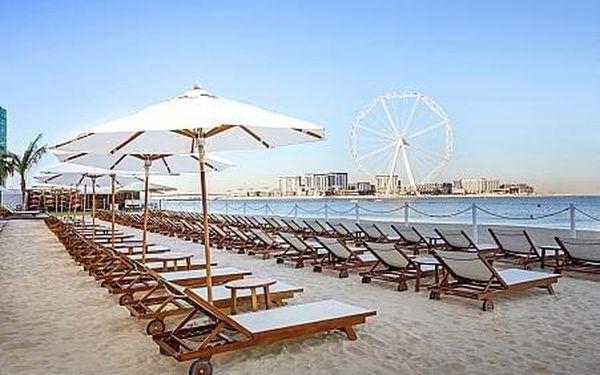 Rixos Premium Dubai, Arabské emiráty, letecky, snídaně v ceně5