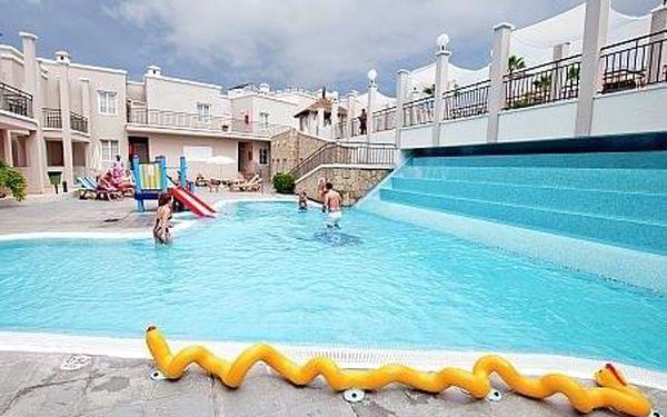 Los Olivos, Tenerife, letecky, all inclusive2