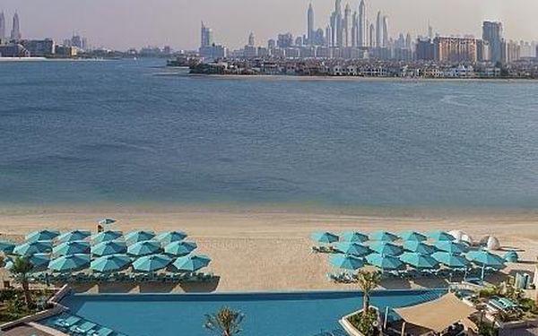 The Retreat Palm Dubai MGallery by Sofitel, Arabské emiráty, letecky, polopenze4
