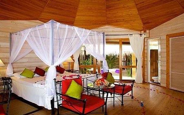 Kuredu Island Resort, Maledivy, letecky, all inclusive4