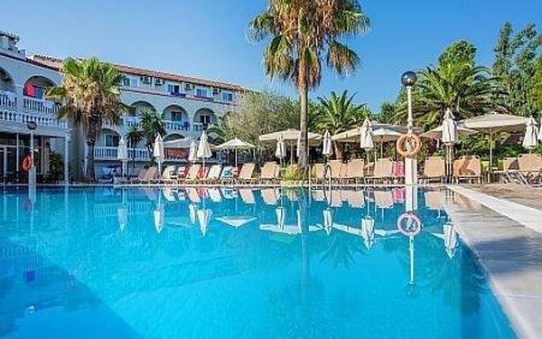 Angela Beach, Korfu, letecky, all inclusive2