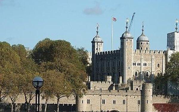 Londýn - Perla na řece Temži, Londýn a okolí, letecky, snídaně v ceně4