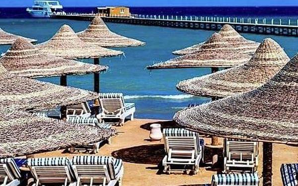 Nubia Aqua Beach Resort, Egypt - Hurghada, letecky, all inclusive4