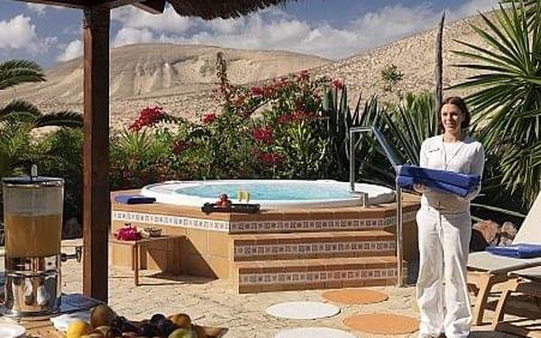 Meliá Fuerteventura, Fuerteventura, letecky, polopenze3